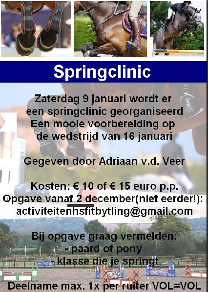 flyer springclinic